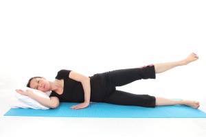 exercice pour maigrir pendant l'allaitement