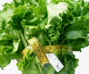 manger des salades le soir pour maigrir
