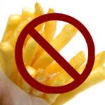 ne pas manger de fritures le soir pour maigrir
