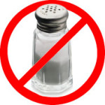 plus de sel pour éliminer la cellulite
