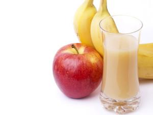 smoothie pomme banane orange pour maigrir