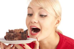 gateau regime chocolat