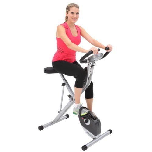 Bienfaits du vélo d'appartement pour maigrir des cuisses, des fesses et du ventre
