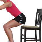 squats fessier